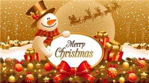Lời chúc Giáng sinh hay, ý nghĩa bằng tiếng Anh, tiếng Việt