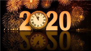 Những lời chúc mừng năm mới 2020 ý nghĩa nhất