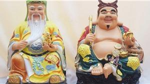 Bài trí ban thờ Thần tài để mang lại may mắn quanh năm