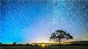 Mưa sao băng Lyrids 2.500 tuổi trên bầu trời Việt Nam