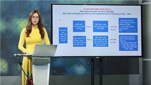 Học trên truyền hình Hà Nội HTV2, xem lại học trực tuyến trên kênh HTV1