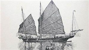 Tàu cổ Bình Châu - một công trình gỗ lớn và quý hiếm
