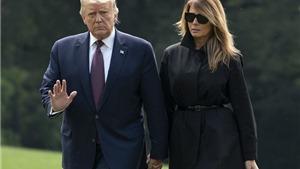 Tổng thống Mỹ Donald Trump được đưa đến Trung tâm Y tế Quân đội