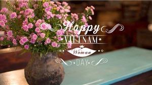 Lời chúc 20/10 và món quà mừng Ngày Phụ nữ Việt Nam khiến trái tim phụ nữ 'tan chảy'