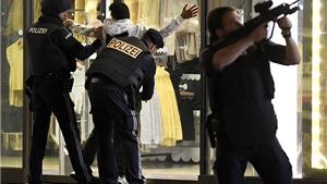 Liên tiếp xảy ra hàng loạt vụ nổ súng tại Áo