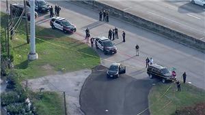 Liên tiếp xảy ra 6 vụ nổ súng tại thành phố Houston Mỹ