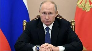 Tổng thống Nga Putin yêu cầu quan chức công bố các tài sản số