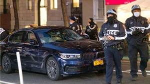 Xe ô tô lao vào người biểu tình ở New York, Mỹ