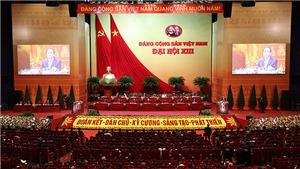 Đại hội XIII của Đảng: Tăng cường hơn nữa niềm tin của nhân dân đối với Đảng, Nhà nước