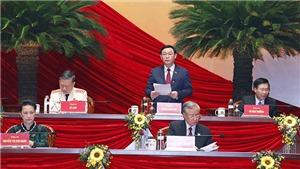 Tiếp tục thảo luận về các dự thảo Văn kiện trình Đại hội XIII của Đảng