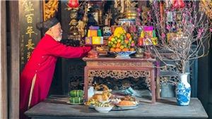 Văn khấn, mâm cỗ lễ hóa vàng mùng 3 Tết Tân Sửu