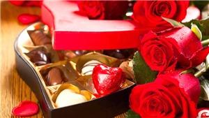 Quà tặng Valentine đầy cảm xúc và tình yêu