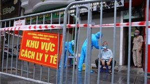 Hà Nội phát hiện một phụ nữ nhiễm SARS-CoV-2 tại quận Hai Bà Trưng