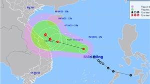 Khả năng xuất hiện liên tiếp hai cơn bão