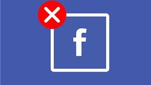 Facebook 'sập mạng' lần thứ hai trong vòng một tuần