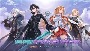 Liên Quân Mobile: Bộ trang phục hợp tác cùng Sword Art Online chính thức ra mắt từ 23/06