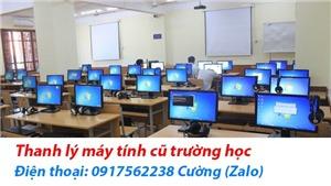 Thanh lý máy tính công ty văn phòng, trường học giá cao tại Cường Phát