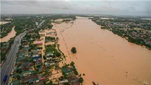 Huda trao tặng 4.000 phần quà tới bốn tỉnh miền Trung chịu ảnh hưởng nặng nề nhất bởi lũ lụt