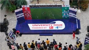 Next Media mang sắc màu bóng đá Đức tại Đại học Kinh tế - Đại học Quốc gia Hà Nội