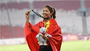 Bùi Thị Thu Thảo: Mơ ước thêm một cú nhảy đổi đời