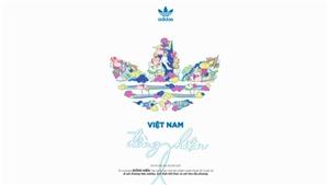 adidas khởi động cuộc thi 'Việt Nam Đồng Hiện'