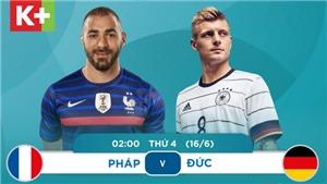 Điều gì khiến mùa giải UEFA Euro 2020™ trên K+ trở nên thú vị?