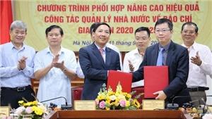 Báo chí góp phần thực hiện hiệu quả 'mục tiêu kép'của Thủ đô