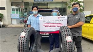 Bridgestone Việt Nam góp sức cùng cộng đồng phòng chống dịch Covid-19