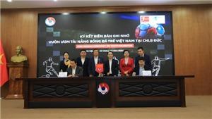 Next Media tài trợ toàn bộ kinh phí đưa cầu thủ trẻ Việt Nam sang Bundesliga đào tạo
