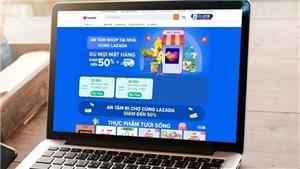 Thương mại điện tử: Xu hướng mua sắm cuối năm 2021