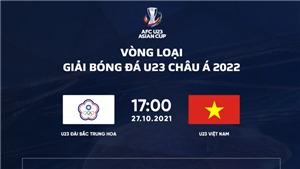 Nhiều dịch vụ truyền dẫn trên OTT, IPTV tại Việt Nam bị 'tuýt còi'phát sóng trận U23 Đài Bắc Trung Hoa- U23 Việt Nam