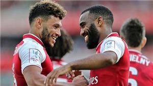 'Arsenal thật giỏi, sắp giành cú ăn ba lịch sử khi mùa giải còn chưa bắt đầu'