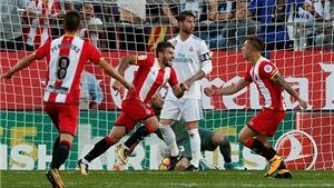 Video clip highlights bàn thắng trận Girona 2-1 Real Madrid