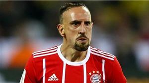 Ribery đối diện với tương lai không rõ ràng tại Bayern