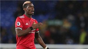 Video clip highlights bàn thắng trận Everton - M.U: Pogba tỏa sáng, Lingard lại ghi bàn