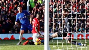 Chelsea nổi giận vì bàn thắng không được công nhận của Morata