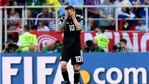 Argentina 1-1 Iceland: Messi đá hỏng 11m, Argentina bị Iceland cầm chân