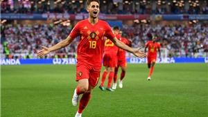 Video clip bàn thắng Anh 0-1 Bỉ: 'Siêu phẩm' của Januzaj giúp Bỉ dẫn đầu bảng G