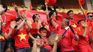 U23 Việt Nam thắng đậm U23 Pakistan, CĐV phát cuồng vì sung sướng