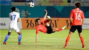 U23 Việt Nam gần như tránh được ĐKVĐ