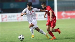 ĐIỂM NHẤN U23 Việt Nam 1-0 U23 Syria: Chiến thắng nhờ… kiên nhẫn. Ông Park lại thay người như thiên tài