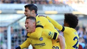 Chelsea: Sarri đang khai thác tốt Barkley