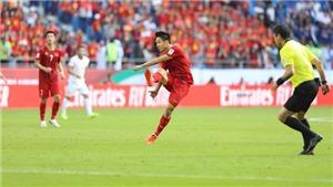 Việt Nam lọt vào tứ kết Asian Cup 2019: Không ngủ, trong giấc mơ hóa rồng