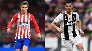 Lịch thi đấu bóng đá hôm nay 20/2, sáng 21/2: U22 Indonesia vs U22 Malaysia, Atletico đấu với Juventus