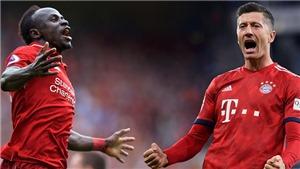 Lịch thi đấu vòng 1/8 Cúp C1: Liverpool vs Bayern Munich, Lyon vs Barcelona