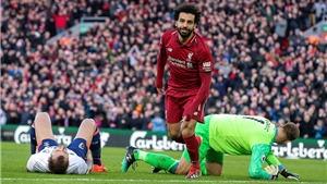 VIDEO Liverpool 3-0 Bournemouth: Mane, Salah giúp Liverpool đòi lại ngôi đầu