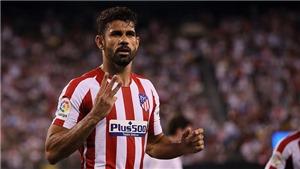 VIDEO Real Madrid 3-7 Atletico: Diego Costa ghi 4 bàn rồi bị đuổi, Felix tỏa sáng