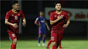 Trực tiếp bóng đá: U22 Việt Nam vs Kitchee SC (18h00 hôm nay), giao hữu