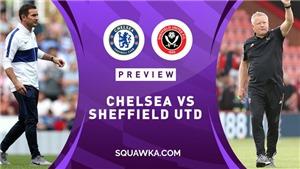 Trực tiếp bóng đá hôm nay: Chelsea đấu với Sheffield (21h00). Xem bóng đá K+ PM