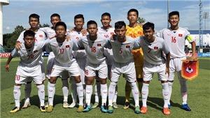 Kết quả bóng đá: U15 Việt Nam 2-0 U15 Nga, U15 quốc tế